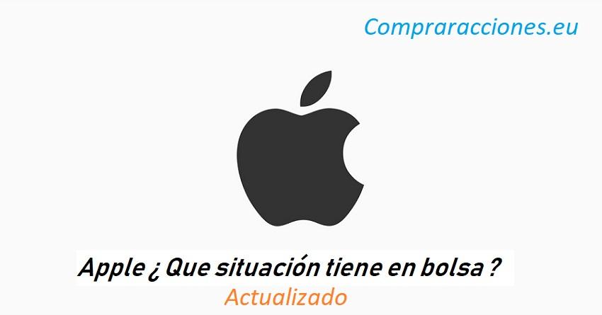 apple acciones