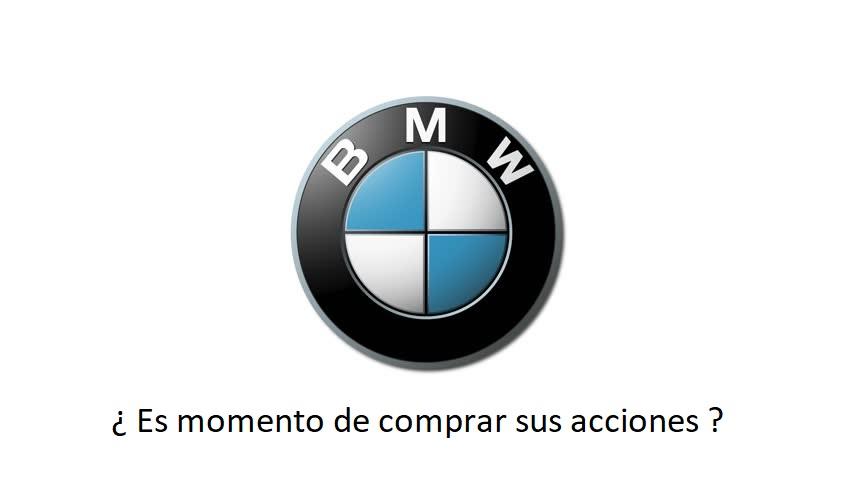 acciones bmw