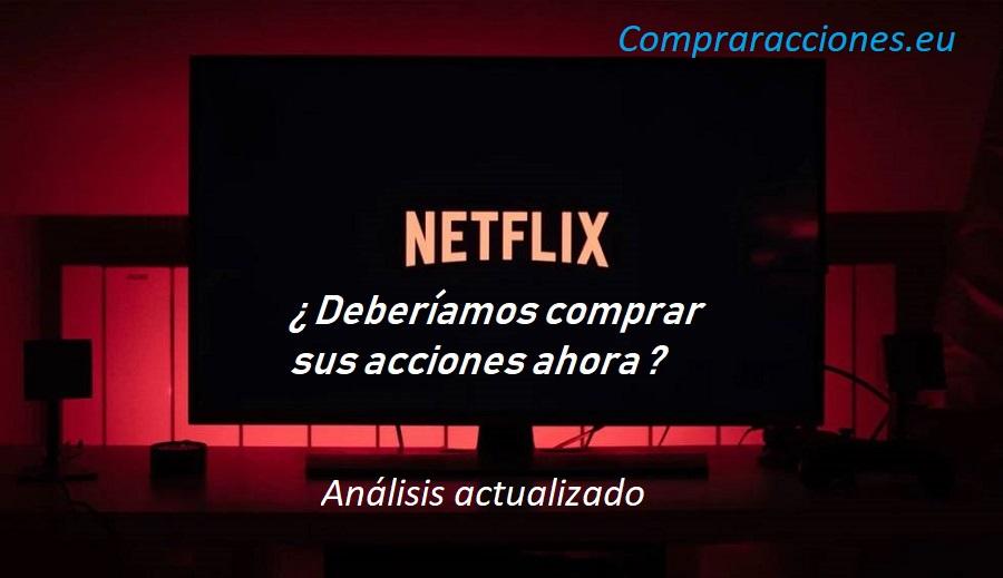Netflix acciones