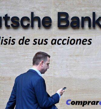Deutsche Bank bolsa