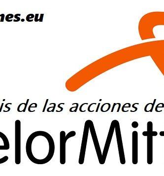 acciones ArcelorMittal