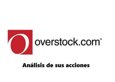 acciones Overstockcom