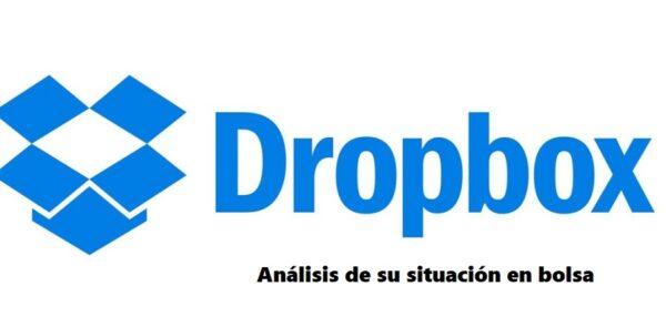 Dropbox acciones