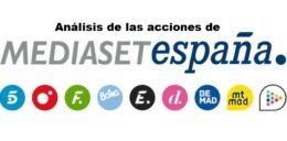 acciones Mediaset